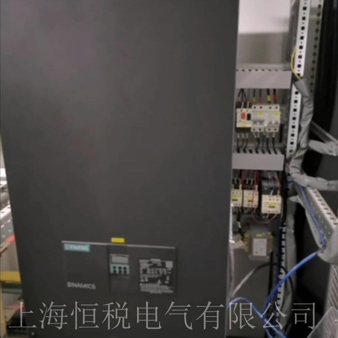 西门子直流调速器开机报警F60094故障维修