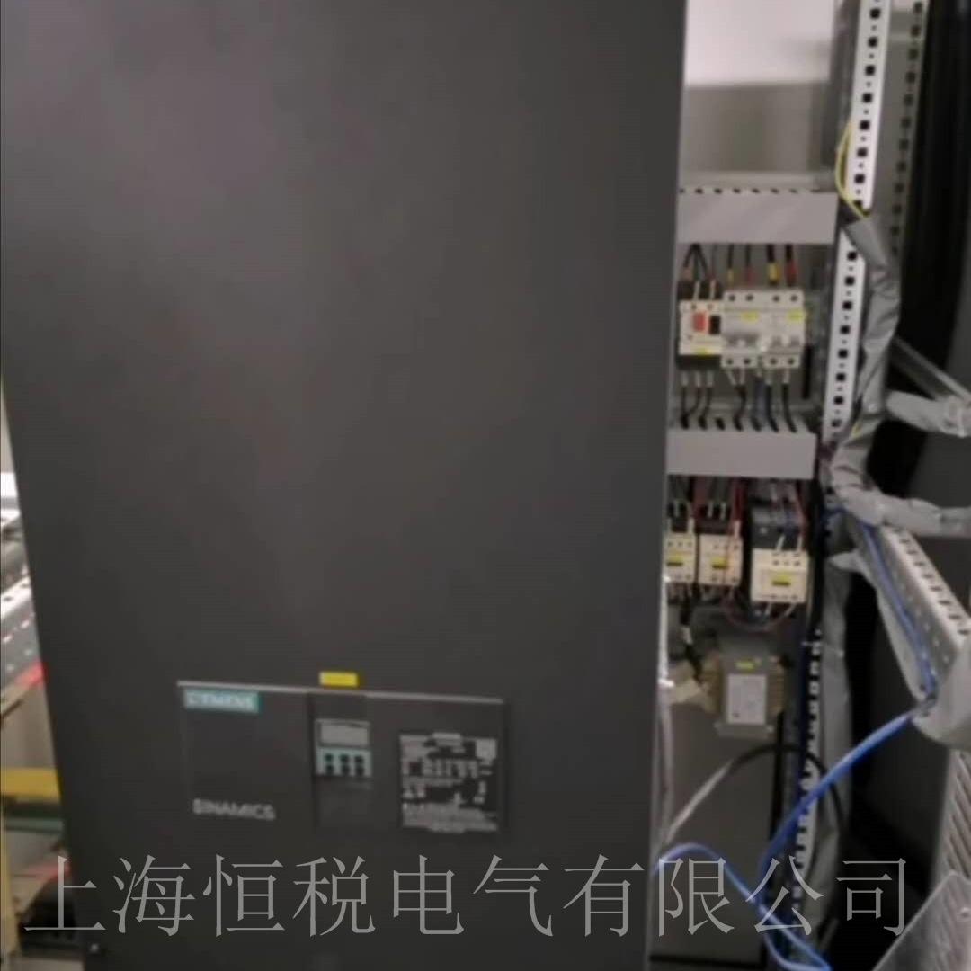 西门子调速器6RA8087报警F60052故障修复