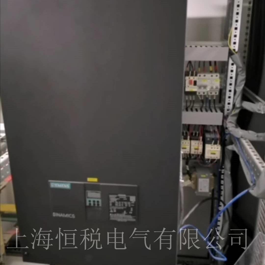 西门子控制器6RA80面板报警F60050当天修好