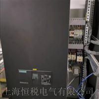 西门子控制器6RA80显示报警F60105修好可测