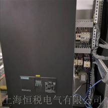 6RA80维修电话西门子控制器6RA80显示报警F60105修好可测