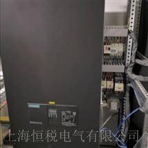 6RA80当天修好西门子直流控制器面板报警F60036维修技巧