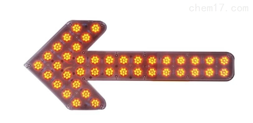 啥水车箭头警示灯  车尾安全警灯