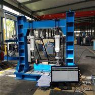PWS电液伺服拖车车架垂直弯曲疲劳试验台定制