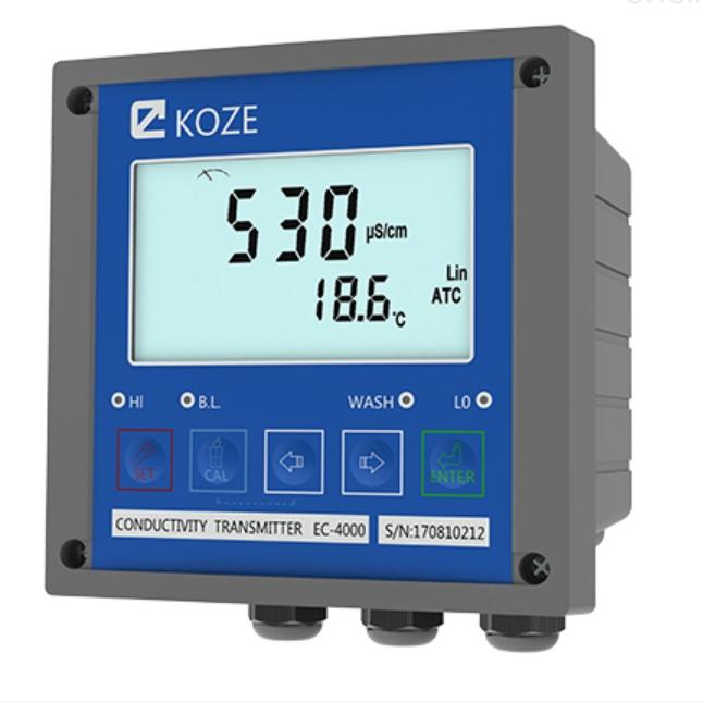 EC-4000工业KOZE三泽 电导度控制器
