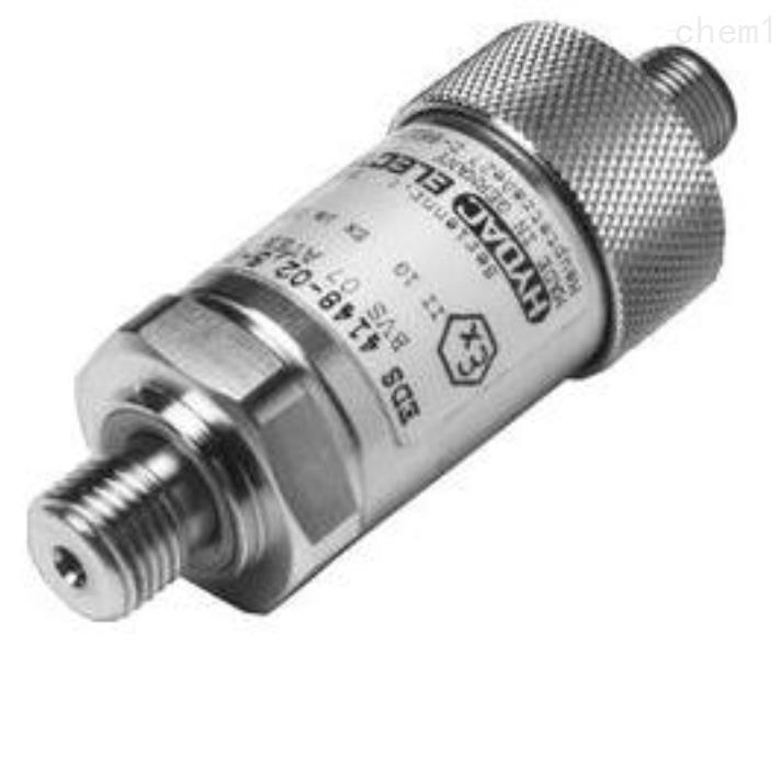 HYDAC可编程压力开关-EDS 4100