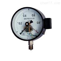 YXC-100BF电接点压力表