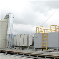 安庆喷漆房废气处理设备生产厂家 设计节能