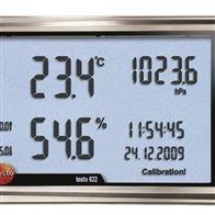 testo 622丹麦PR 数字式温湿度大气压力表