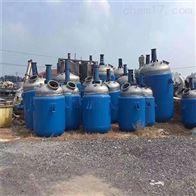 材质钛二手反应釜大量出售