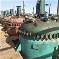 材质钛17立方二手反应釜山东厂家供应