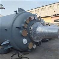 二手5吨反应釜参数厂家销售二手