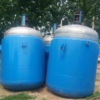 二手搪瓷1吨反应釜厂家销售二手