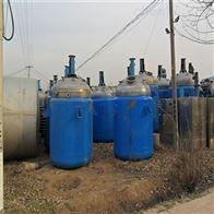 供应二手不锈钢反应釜质量保障
