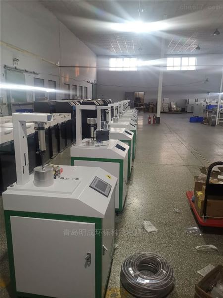 青岛厂家现货KOU罩颗粒物过滤效率测试台