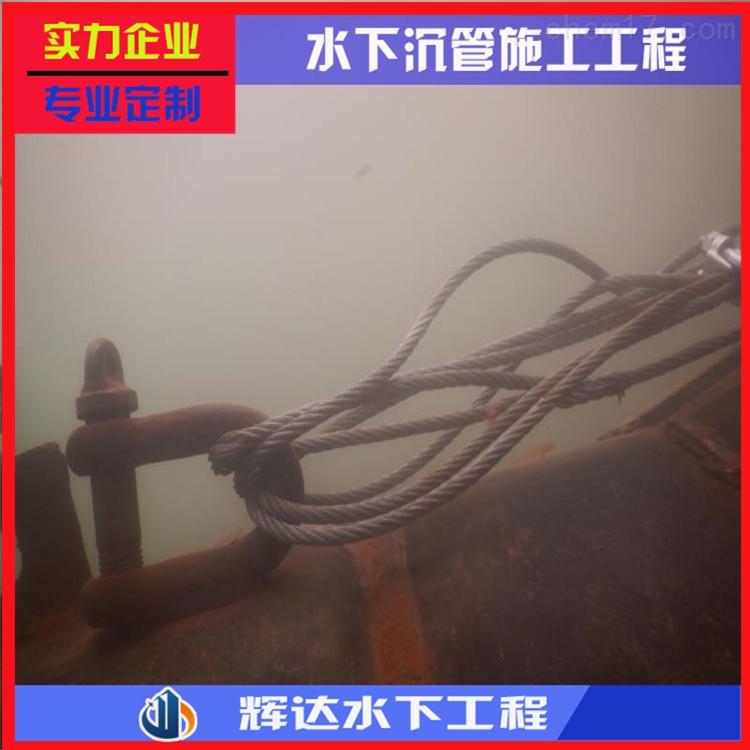 来宾水下倒虹管安装-技术措施