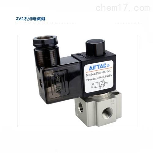 随州亚德客电磁阀4V410使用方法