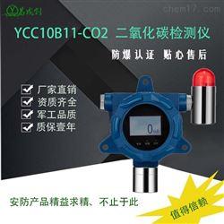 YCC101-CO2固定式二氧化碳检测仪