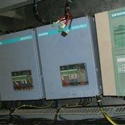 西门子调速器开机面板无显示修复成功