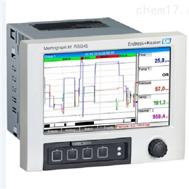 M RSG45瑞士E+H内存记录仪