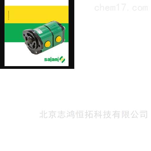 优势供应SALAMI齿轮泵液压泵系列