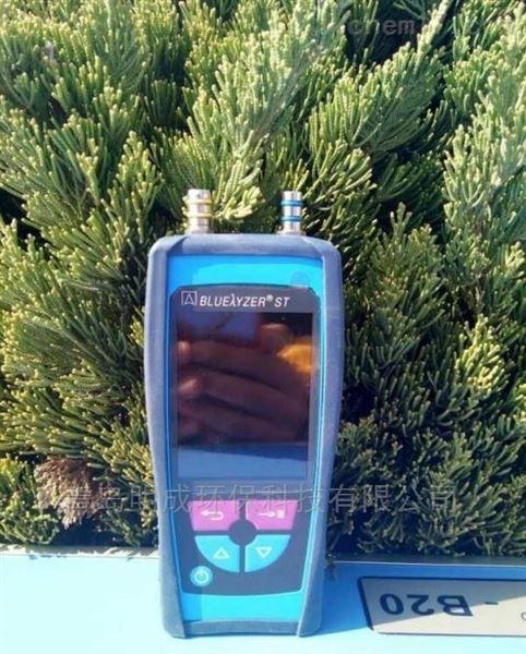 原装进口德国菲索手持式烟气燃烧效率分析仪