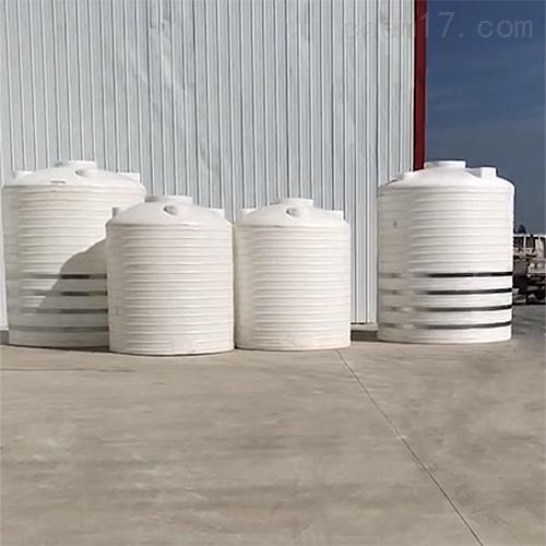 6吨皮革废水储罐
