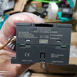 6ES7 214-2BD23-0XB8西门子 S7-200 CN模块CPU 224XP继电器输出
