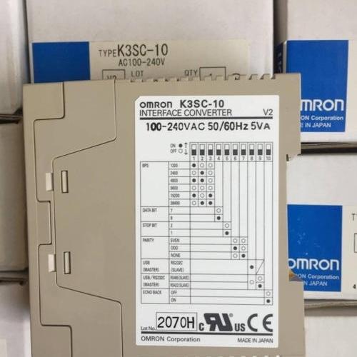 欧姆龙OMRON信号变换器