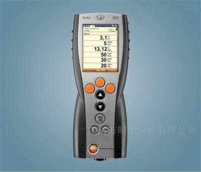 testo 350 烟气分析仪蓝色版手操器