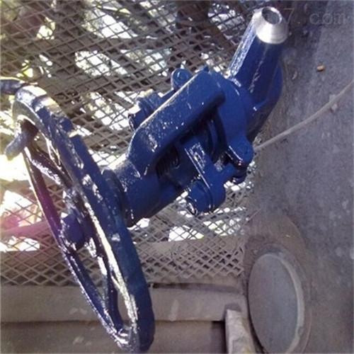 KJ43F不锈钢三通抗生素截止阀