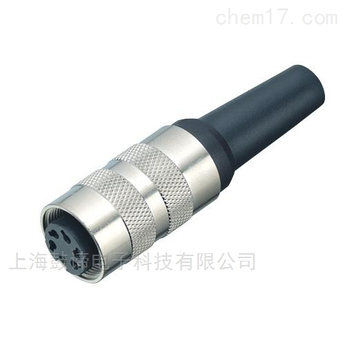 宾德接插头/接插件M16弯角连接器塑料外壳