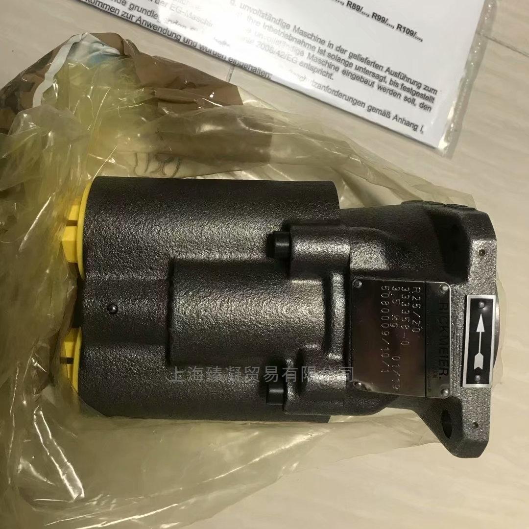RICKMEIER齿轮泵R35/25 FL-Z-DB6-W-SAE1.1