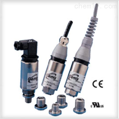 Gems捷迈 2200/2600系列通用工业压力变送器