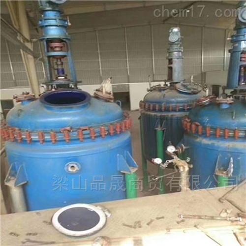 二手6300L搪瓷反应釜回收价格