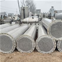 5-200平方常年大量出售二手不锈钢冷凝器