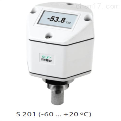 希尔思SUTO S201带显示露点监测仪