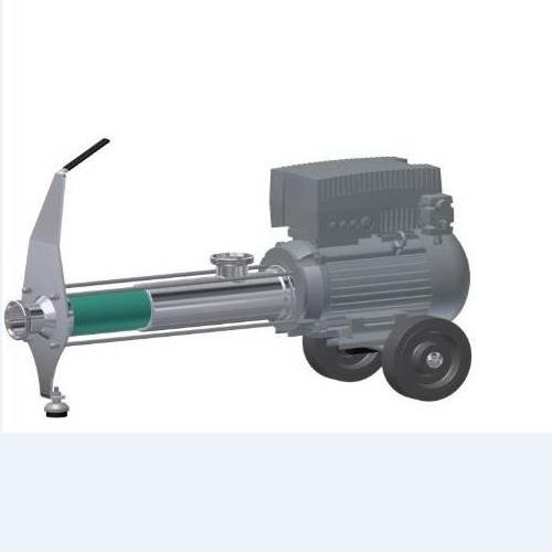 netzsch耐驰移动式饮料泵