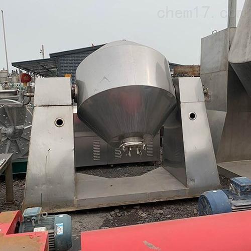 <strong>3000L二手双锥干燥机质量保障</strong>