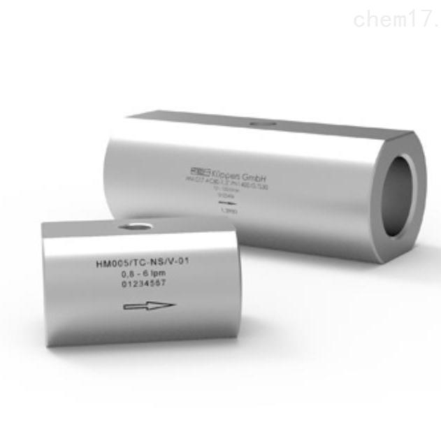 高压涡轮流量计 (HM HP)