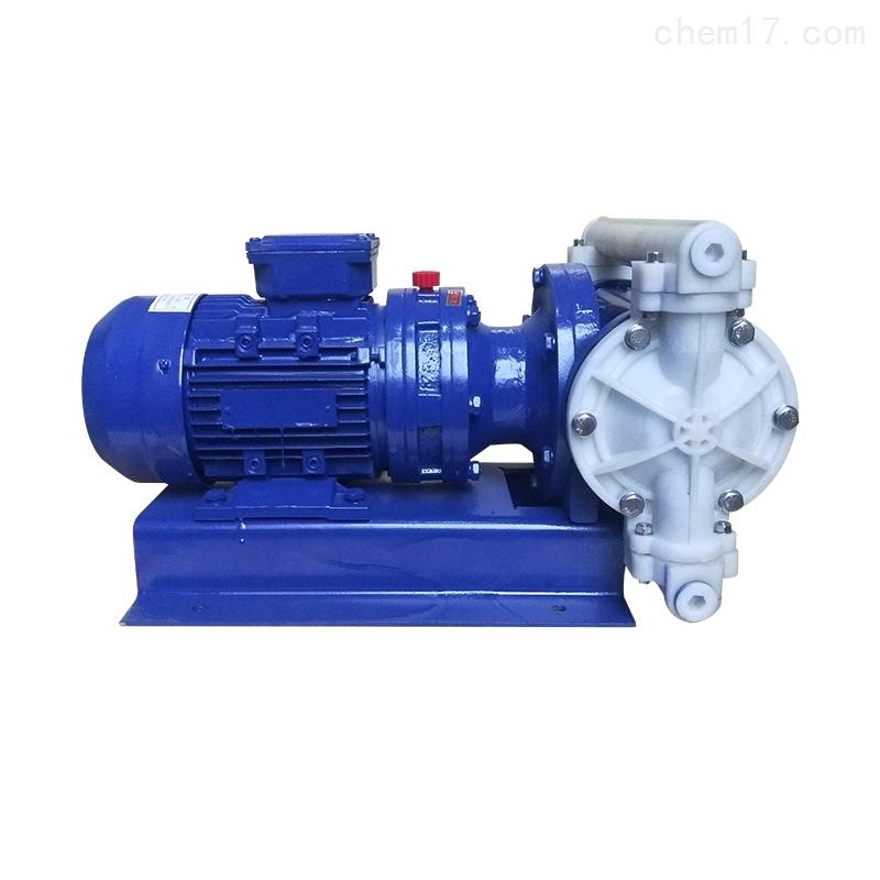 电动隔膜泵报价