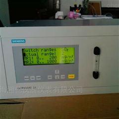 OXYMAT 61分析仪O2:0-5-100百分比量程