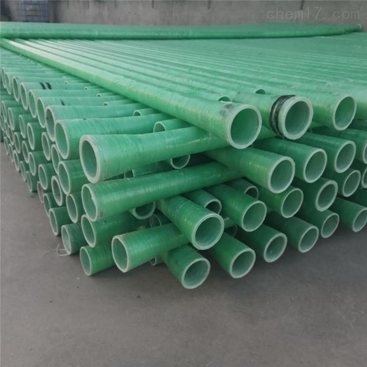 青海玻璃钢排尘管道