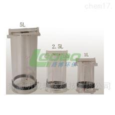 LB-800有机玻璃不锈钢深水采水器