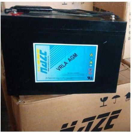 海志蓄电池HZY12-120 海志12V120AH