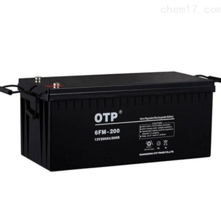 OTP 6FM-200 6FM-200 UPS直流屏专用蓄电池