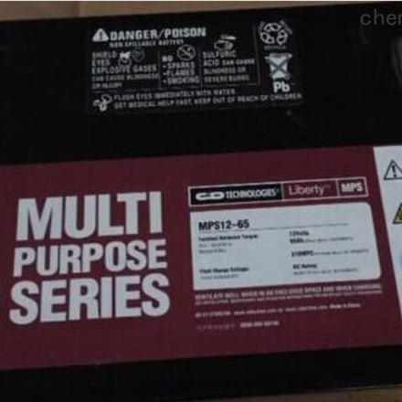 大力神蓄电池MPS12-65 12V65AH  UPS专用