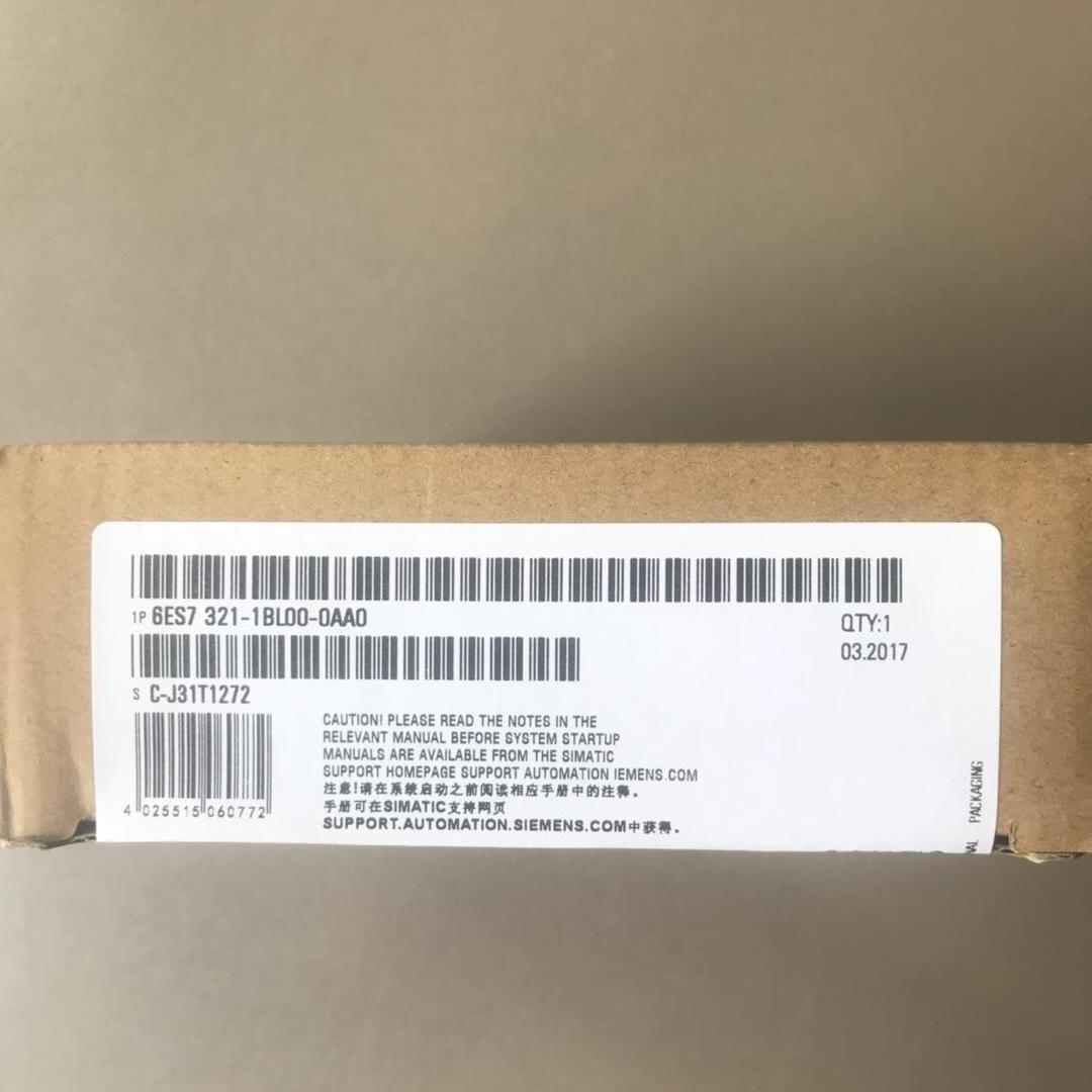 西门子S7-300模块SM 321开入模块