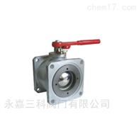 Q41F-10L铝合金槽车球阀