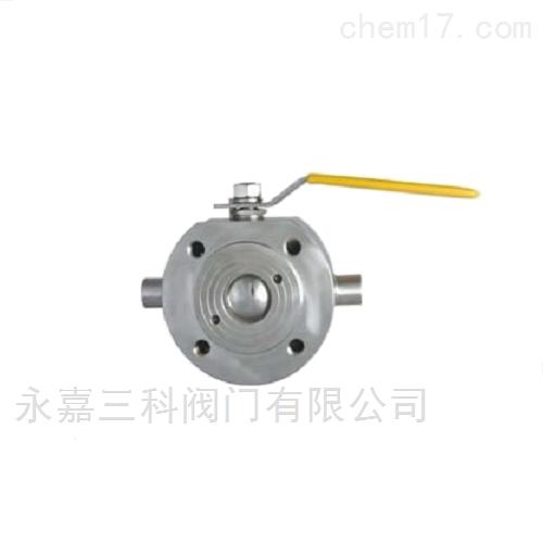 BQ71F意式超薄型保温球阀